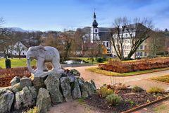 Schloßpark Gersfeld