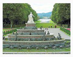Schlosspark Herrenchiemsee