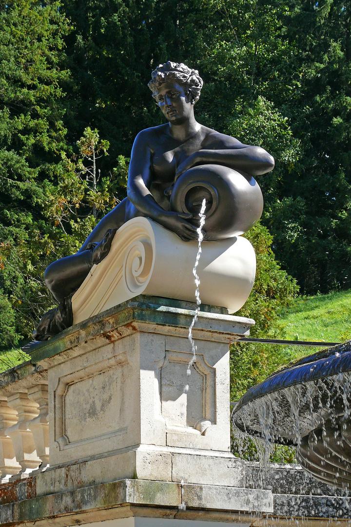Schlosspark Linderhof 7