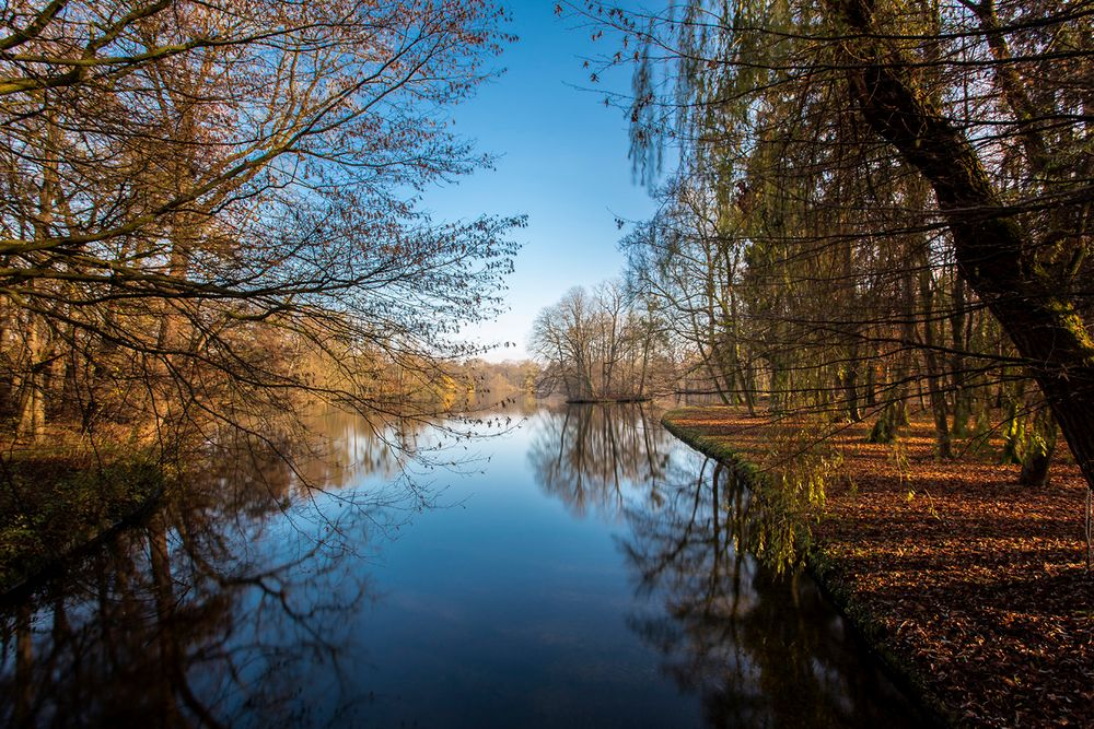 Schlosspark Nymphenburg - Teil 2