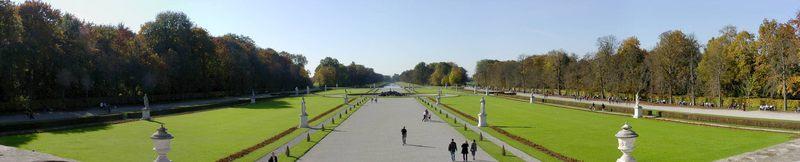 Schloßpark Nyphenburg