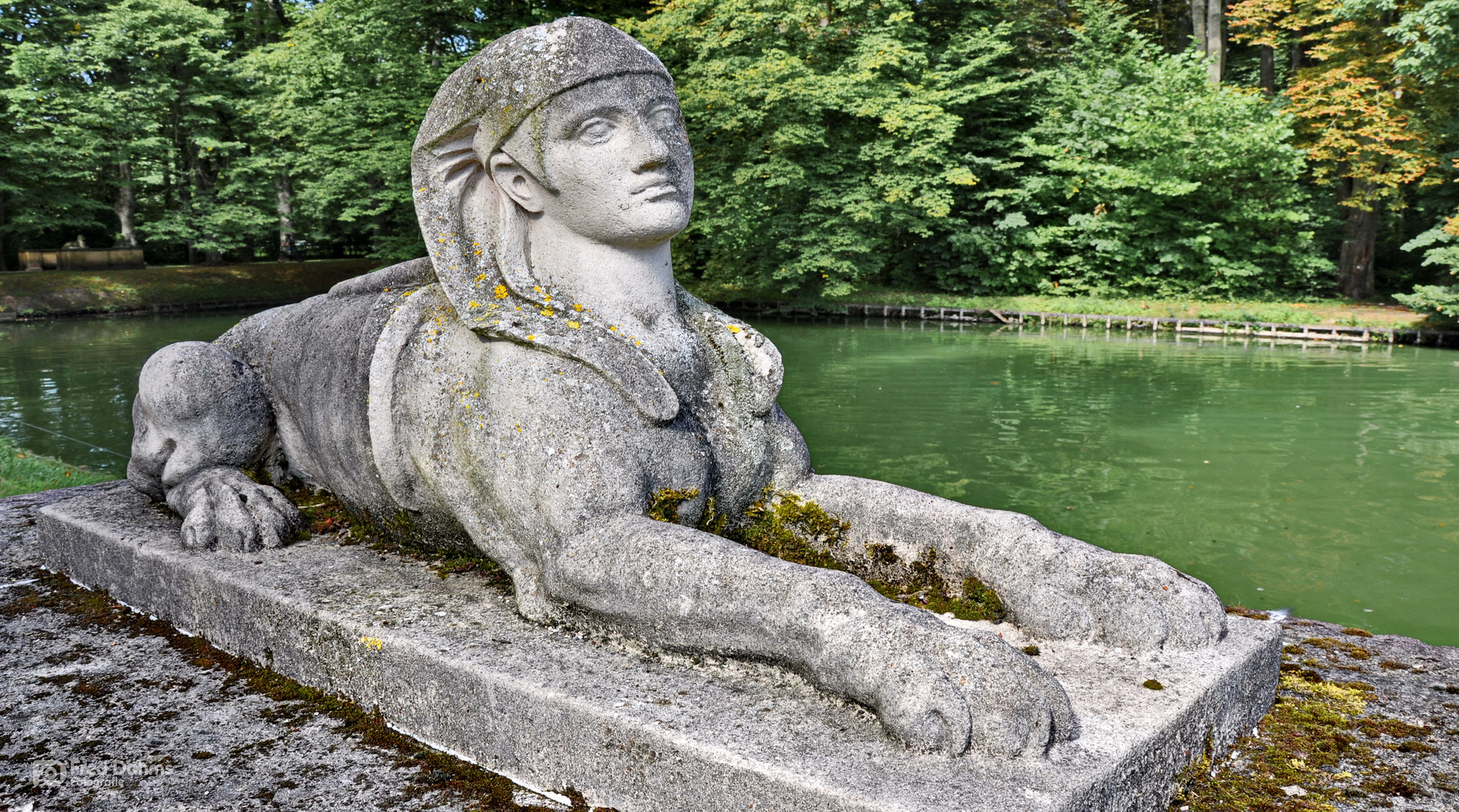 Schlosspark, Schloss Nordkirchen