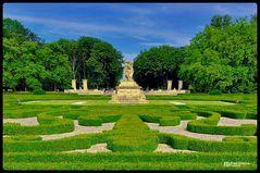 Schlosspark. Schloss Nordkirchen I
