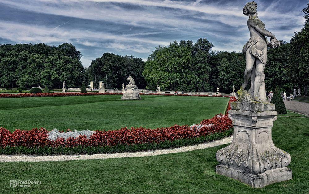 Schlosspark, Schloss Nordkirchen II