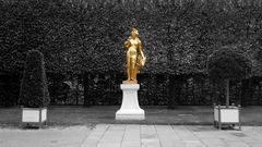 Schlosspark Schwetzingen Statue I