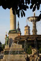 *Schlossplatz*