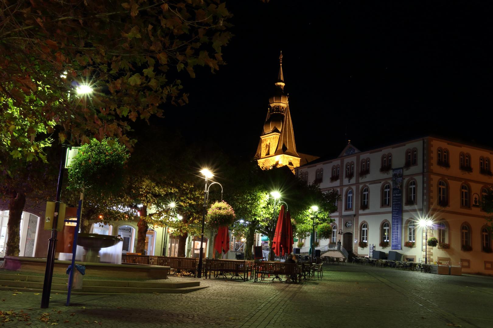 Schlossplatz St.Wendel