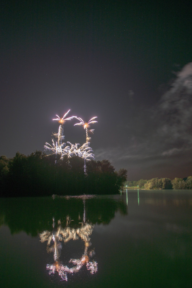 Schlossseefest Salem III Foto & Bild | kunstfotografie