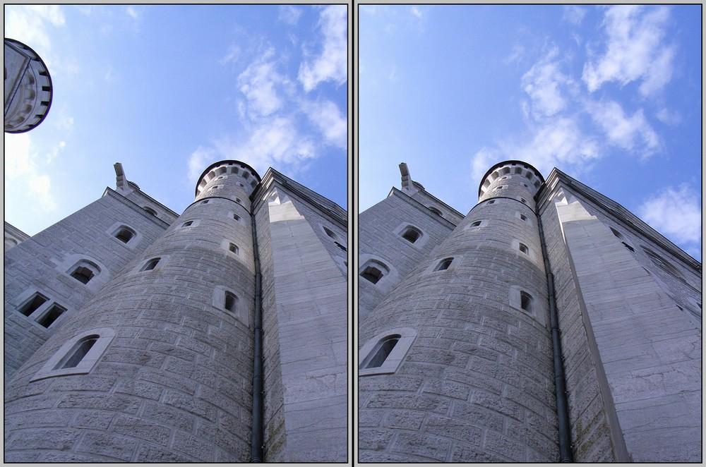 Schlossturm 3D