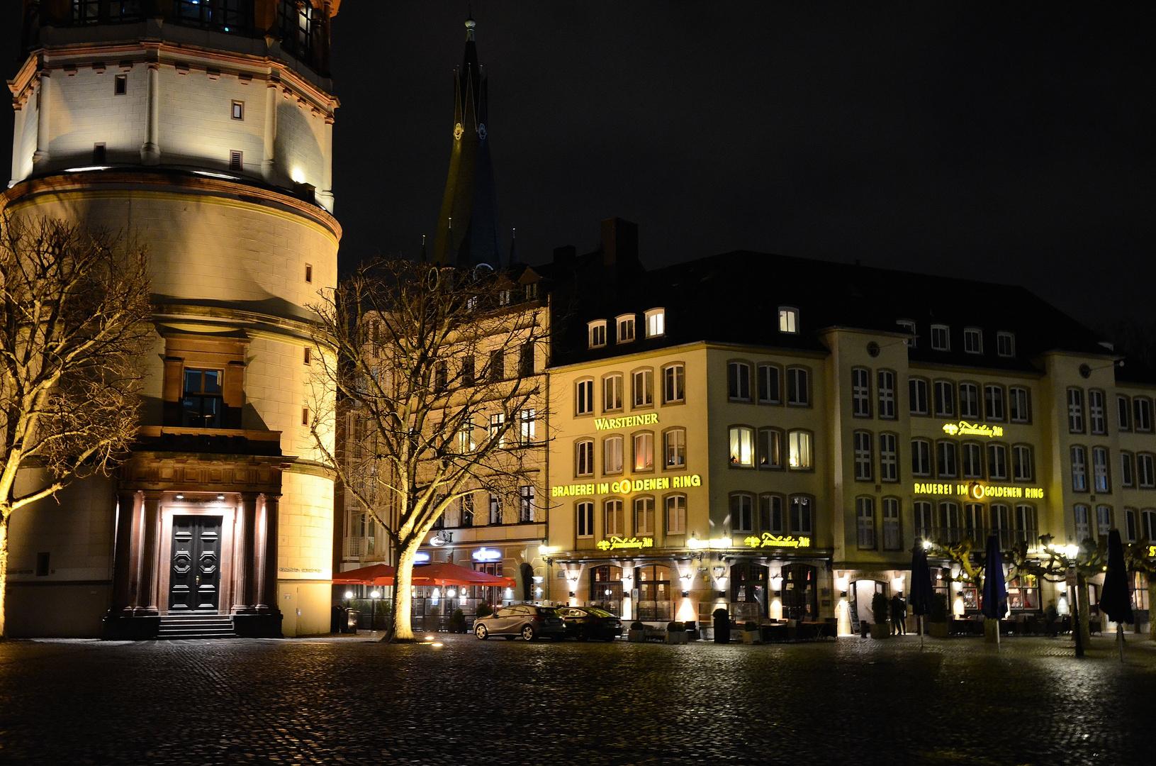 Schlossturm in Düsseldorf