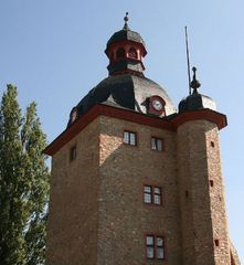 Schlossturm vom Schloss Vollrads
