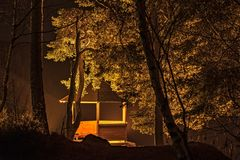 Schluchsee bei Nacht_4