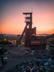 Schlusspunkte eines langen Kapitels Industriegeschichte