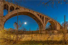 Schmalzgrundviadukt Schmalzgrundbrücke sind die Bezeichnunen