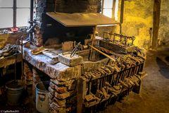 Schmiede in der Gaiser Mühle Bühlertal Untertal