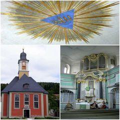 Schmiedeberg George Bähr Kirche 1716