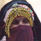 Schmuck Händlerin auf der Sinai-Halbinsel