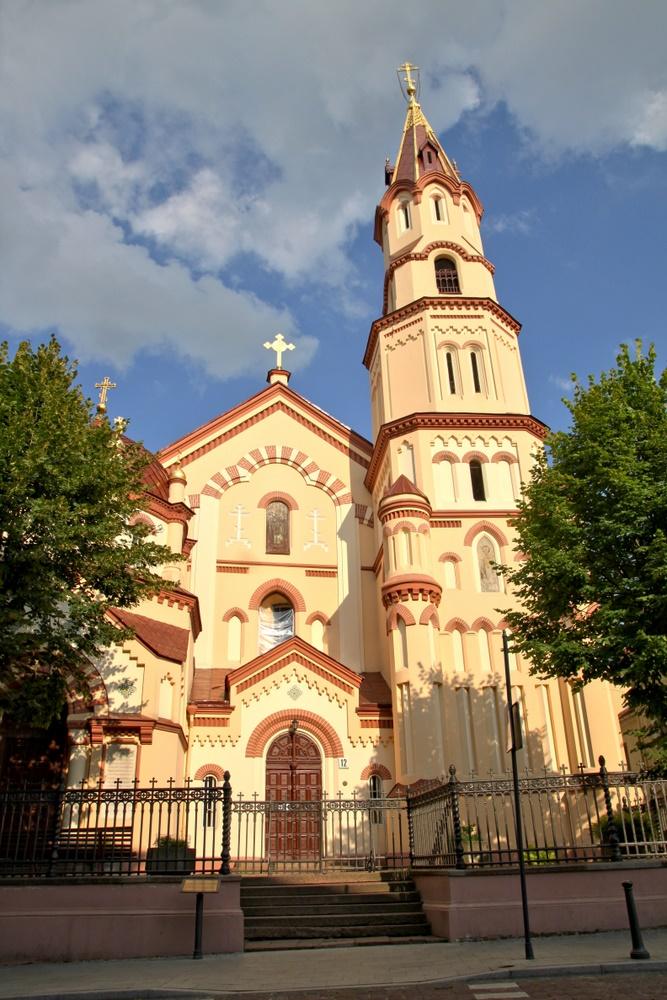 Schmucke Kirche