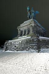 Schnee am Eck