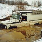 Schnee - Eis - kein Vorwärtskommen? ........... WIR MACHEN DEN WEG FREI ;-))