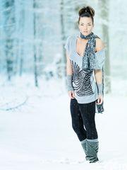 Schnee-Fashion IV