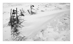 Schnee fegte übers Land IV