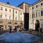 Schnee in Turin II