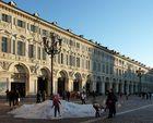 Schnee in Turin III