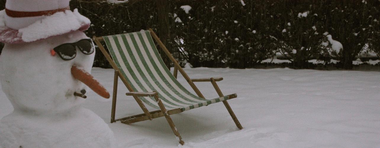 Schnee Sonne Me(h)r