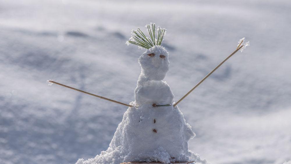Schnee von gestern.....