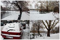 Schnee von gestern,