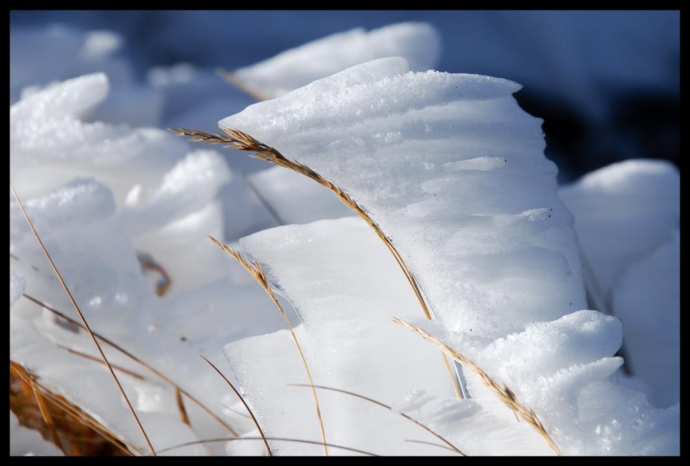 Schneefahne