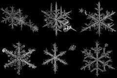 Schneeflocken IV