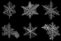 Schneeflocken V