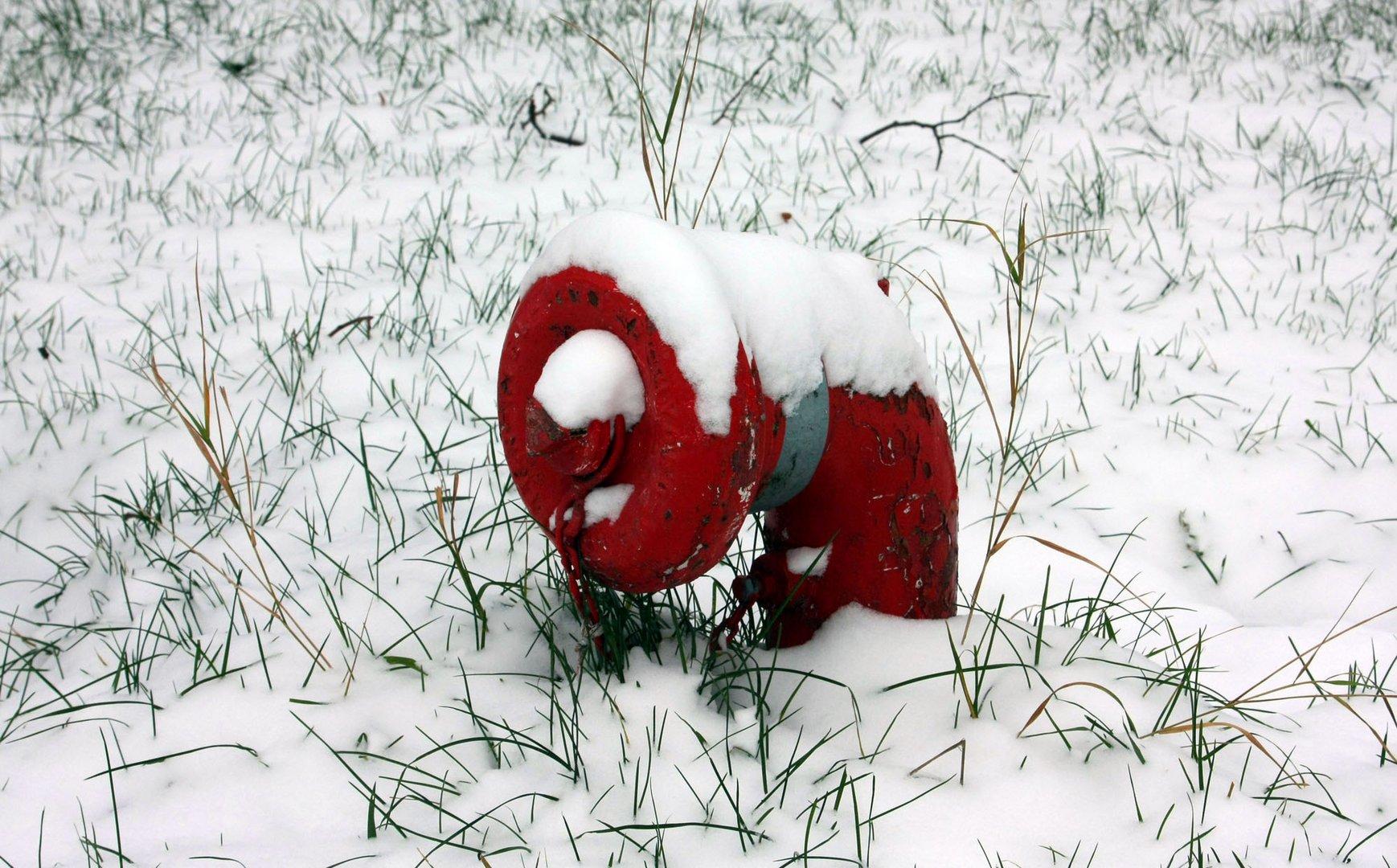 Schneehydrant
