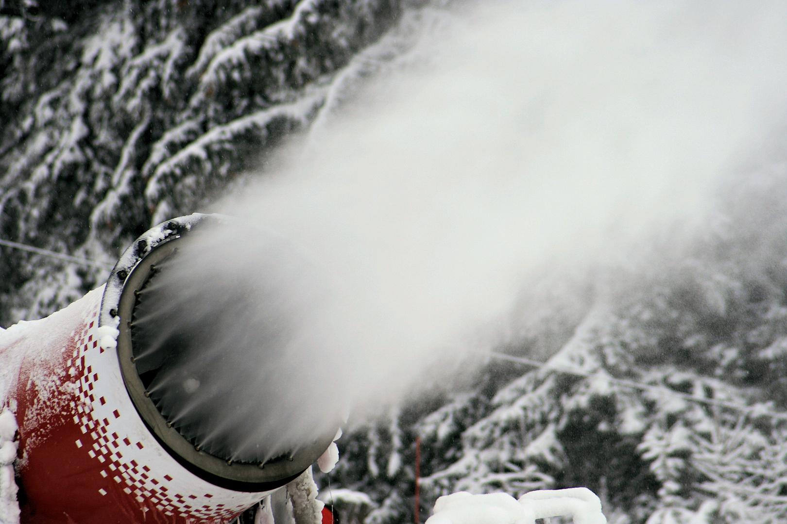 Schneekanone