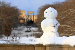 Winter in Potsdam