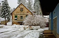 Schneeräumung bis in den letzten Winkel!