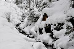 Schneeschmelze