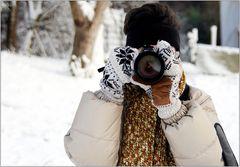 ... Schneeshooting ...