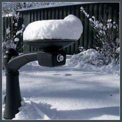 Schneespender?