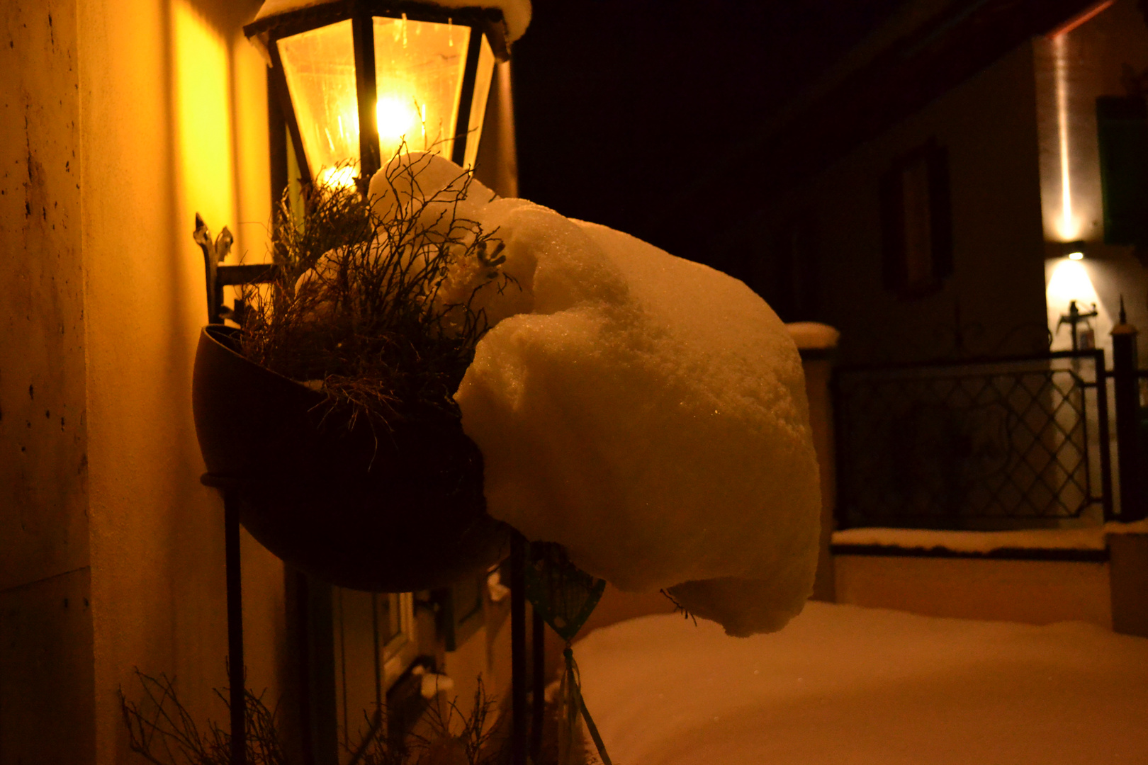 Schneetopf