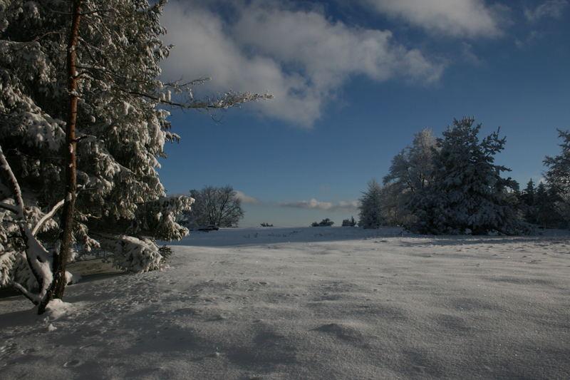 Schneeweite