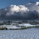 Schnee:Wolken