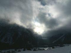 Schneewolken mit Sonne J5-39 Jan18