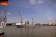 """Schnellboot FGS S 75 """"Zobel"""" [EinsFlt.1-7.Schnellbootgeschwader]..."""