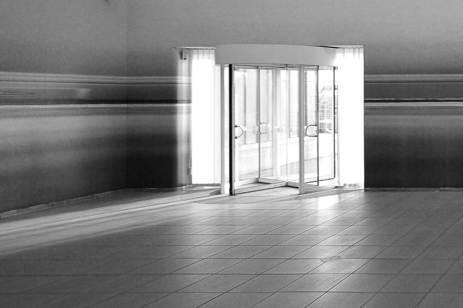 Schnelle Tür