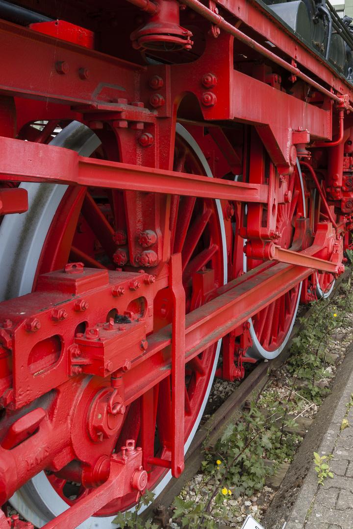 Schnellzuglokomotive 03 188