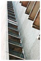 Schnörkellose DDR-Architektur