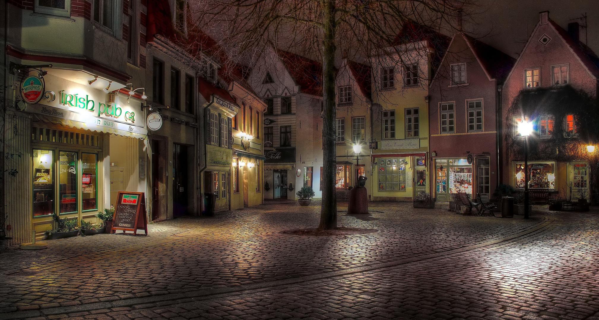 Schnoor in Bremen II